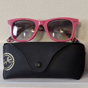 2 pairs of Ray-Ban Special Series New Wayfairers